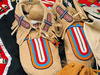 beaded moccasins - photo/picture definition - beaded moccasins word and phrase image