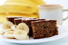 banana cake - photo/picture definition - banana cake word and phrase image