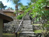 villa staircase - photo/picture definition - villa staircase word and phrase image