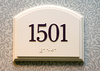 hotel door number - photo/picture definition - hotel door number word and phrase image