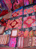 Laotian textiles - photo/picture definition - Laotian textiles word and phrase image
