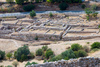 Greek ruins - photo/picture definition - Greek ruins word and phrase image
