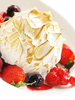 meringue - photo/picture definition - meringue word and phrase image