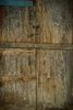 rotten door - photo/picture definition - rotten door word and phrase image