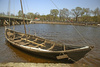 Viking sailboat - photo/picture definition - Viking sailboat word and phrase image