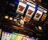 slot machine - photo/picture definition - slot machine word and phrase image