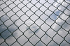 wire mesh fencing - photo/picture definition - wire mesh fencing word and phrase image