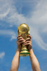 soccer cup - photo/picture definition - soccer cup word and phrase image