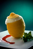 citrus icecream - photo/picture definition - citrus icecream word and phrase image