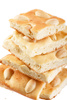 almond cookies - photo/picture definition - almond cookies word and phrase image