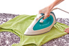 ironing - photo/picture definition - ironing word and phrase image