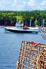 lobster trap - photo/picture definition - lobster trap word and phrase image