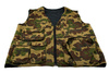 camouflage vest - photo/picture definition - camouflage vest word and phrase image