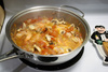 shrimp scampi dish - photo/picture definition - shrimp scampi dish word and phrase image