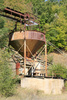rusty silo - photo/picture definition - rusty silo word and phrase image