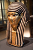 Egyptian mummy mask - photo/picture definition - Egyptian mummy mask word and phrase image