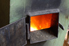 small furnace - photo/picture definition - small furnace word and phrase image