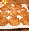 snickerdoodle cookies - photo/picture definition - snickerdoodle cookies word and phrase image