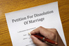 divorce letter - photo/picture definition - divorce letter word and phrase image