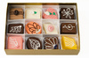 petit fours - photo/picture definition - petit fours word and phrase image