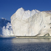 iceberg - photo/picture definition - iceberg word and phrase image