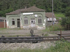 old railway station - photo/picture definition - old railway station word and phrase image