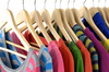 shirt rack - photo/picture definition - shirt rack word and phrase image