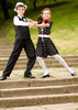 tango - photo/picture definition - tango word and phrase image