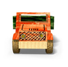 toy cardboard truck - photo/picture definition - toy cardboard truck word and phrase image